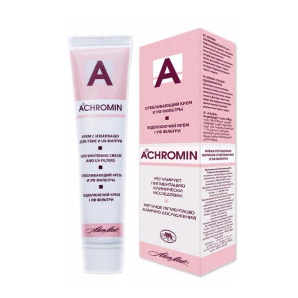 Kem Achromin trị nám và tàn nhang